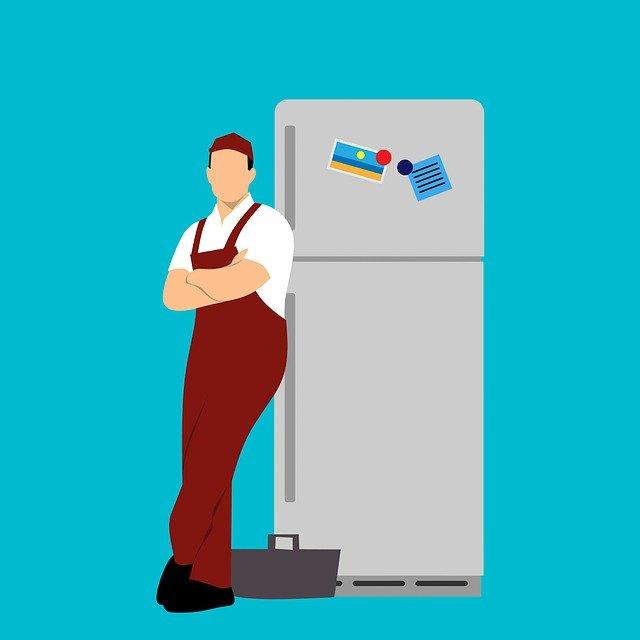 6 consigli per la riparazione del frigorifero che possono aiutarti